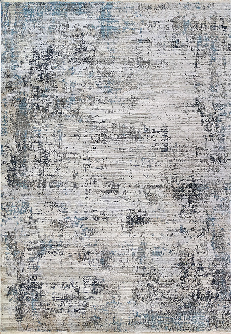 Dynamic Rugs Unique 4054-590 Blue/Grey