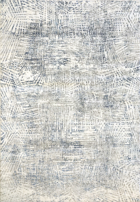 Dynamic Rugs Zen 8341-950 Grey/Blue