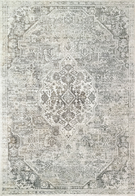Dynamic Rugs Zen 8345-900 Grey
