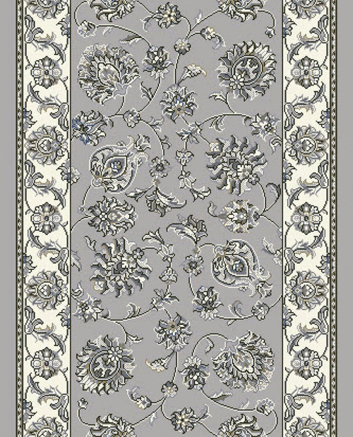 Dynamic Rugs Ancient Garden 57365-9666 Grey/Cream