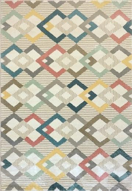 Dynamic Rugs Lydia 7892-199 Beige/Multi