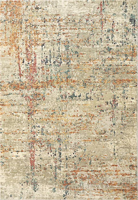 Dynamic Rugs Lydia 7893-199 Beige/Multi