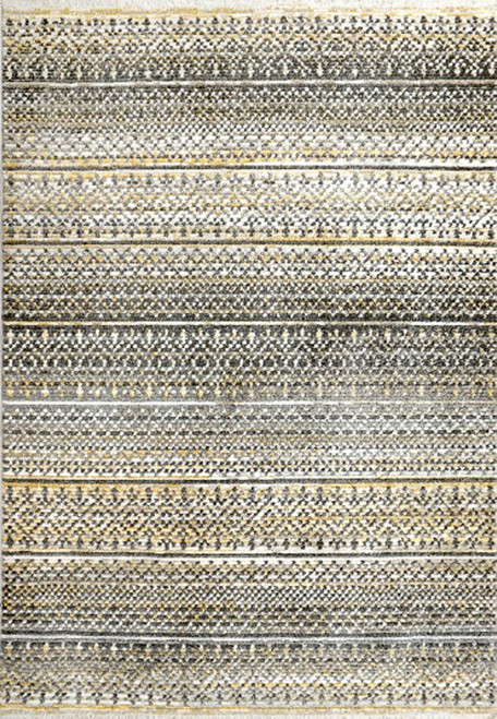 Dynamic Rugs Avery 6460-179 Ivory Gold Grey