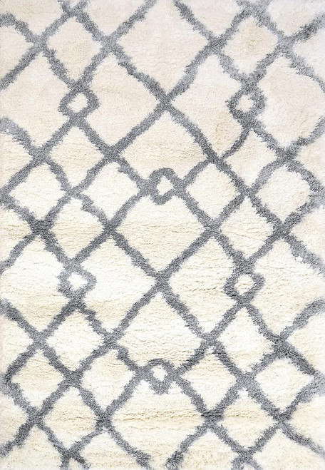 Dynamic Rugs Cleveland 7473-109 Ivory/Grey