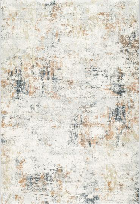 Dynamic Rugs Couture 52029-6616 Ivory/Copper