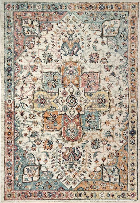 Dynamic Rugs Lydia 7897-199 Beige/Multi