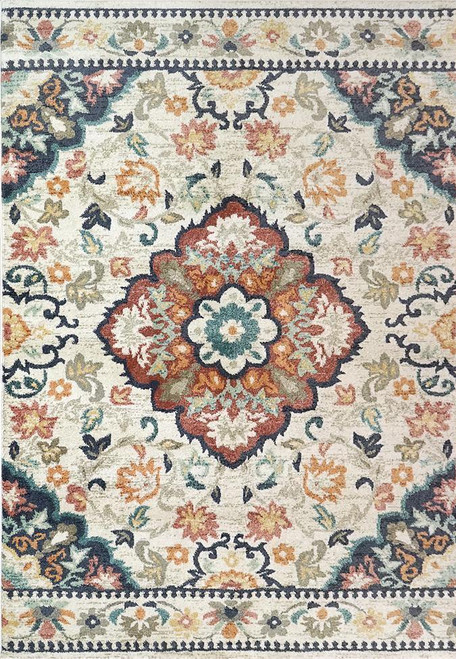 Dynamic Rugs Lydia 7898-199 Beige/Multi