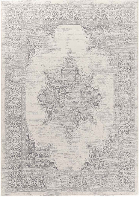 Dynamic Rugs Mehari 23277-5262 Grey/Ivory