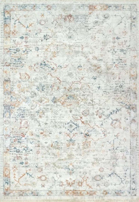 Dynamic Rugs Mood 8468-999 Light Grey/Multi