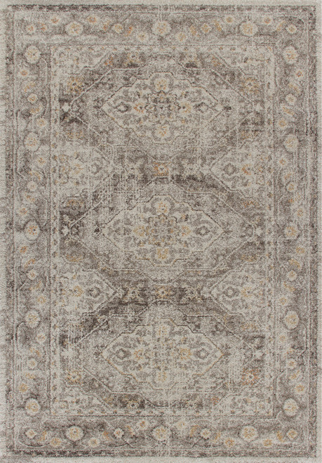 Dalyn Fresca FC4 Taupe Area Rugs