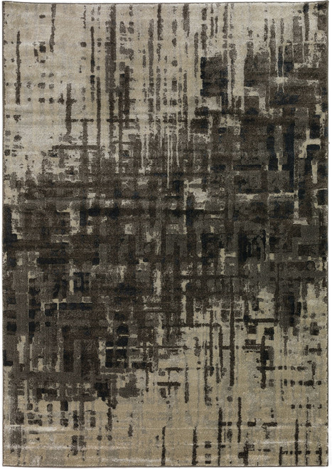 Dalyn Upton UP1 Pewter Area Rugs