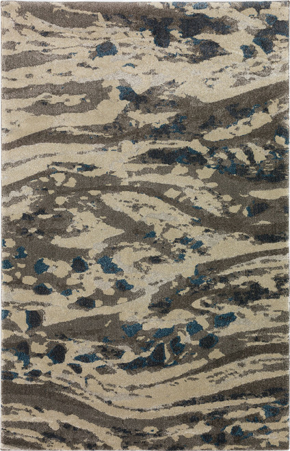 Dalyn Upton UP2 Pewter Area Rugs