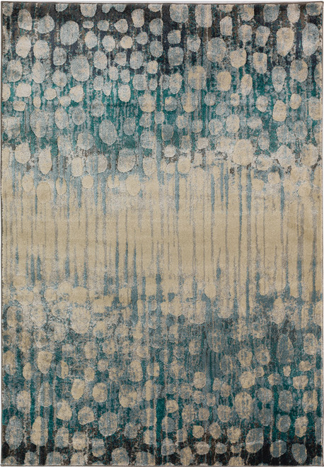 Dalyn Upton UP5 Pewter Area Rugs