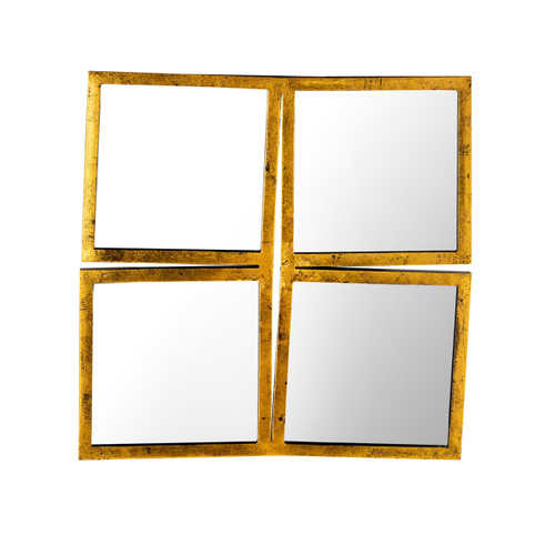 Pasargad Home Nico Modern Wall Mirror