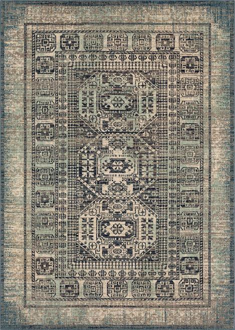 Karastan Estate 92297 50101 Bleinhem Blue