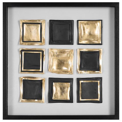 Uttermost Fair And Square Modern Shadow Box