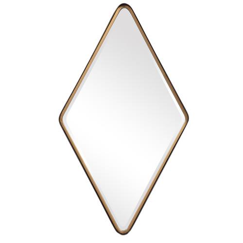 Uttermost Crofton Diamond Mirror