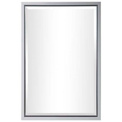 Uttermost Barnaby White Vanity Mirror