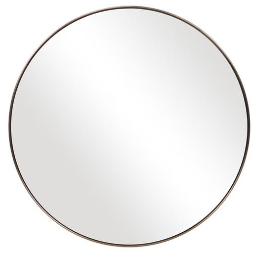 Uttermost Coulson Modern Round Mirror
