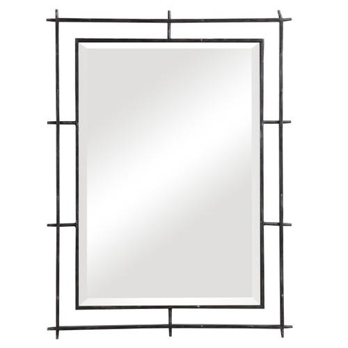 Uttermost Ironworks Industrial Mirror