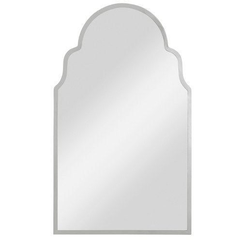 Uttermost Brayden Nickel Arch Mirror