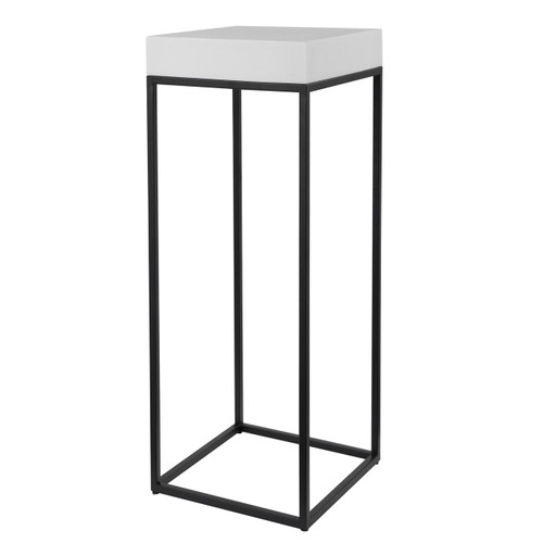 Uttermost Gambia Marble Plant Stand
