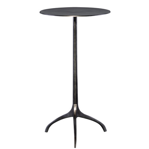 Uttermost Beacon Industrial Accent Table