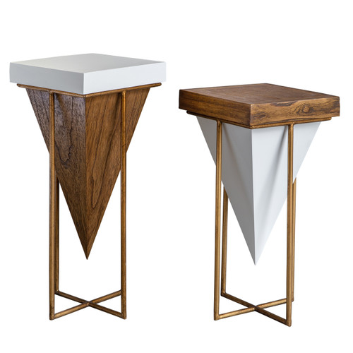 Uttermost Kanos Accent Tables S/2
