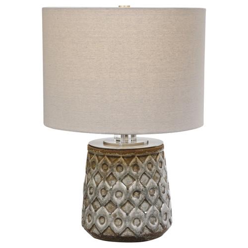 Uttermost Cetona Old World Table Lamp