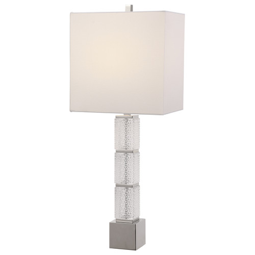 Uttermost Dunmore Glass Table Lamp