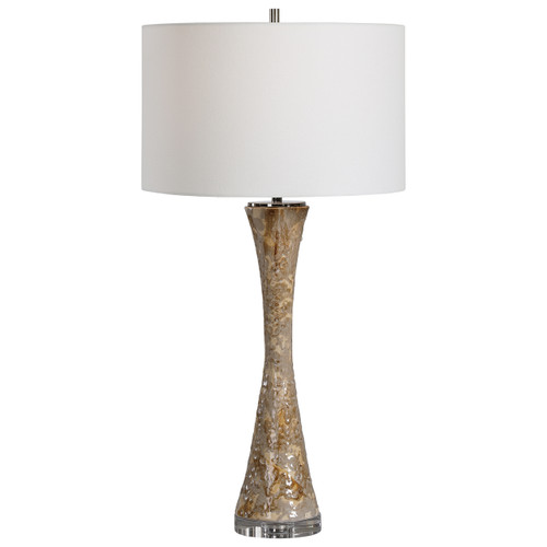 Uttermost Limerick Rust Table Lamp