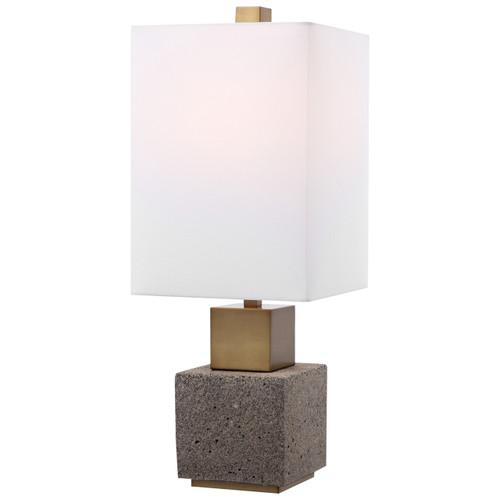 Uttermost Auckland Granite Buffet Lamp