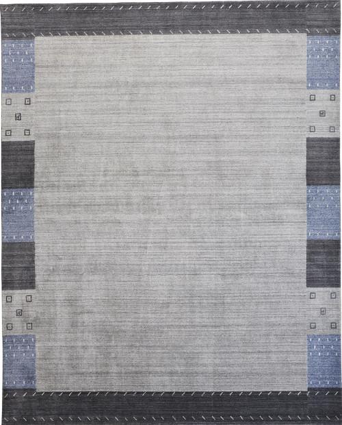 Feizy Legacy 6575F Gray/Blue