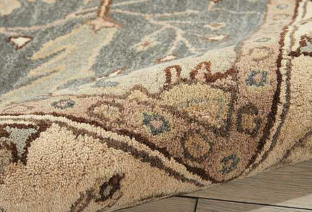 Decorating with Transitional Area Rugs