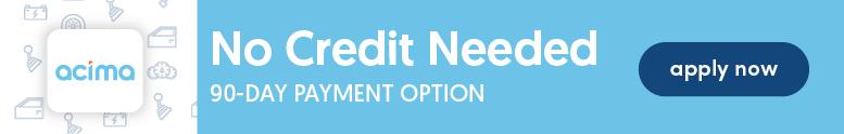 Acima Credit Pre Aproval Button