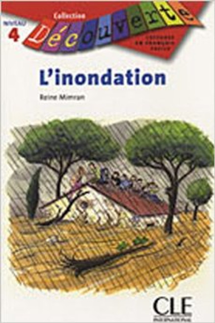 L'inondation - Reine Mimran - Easy reader Level 4