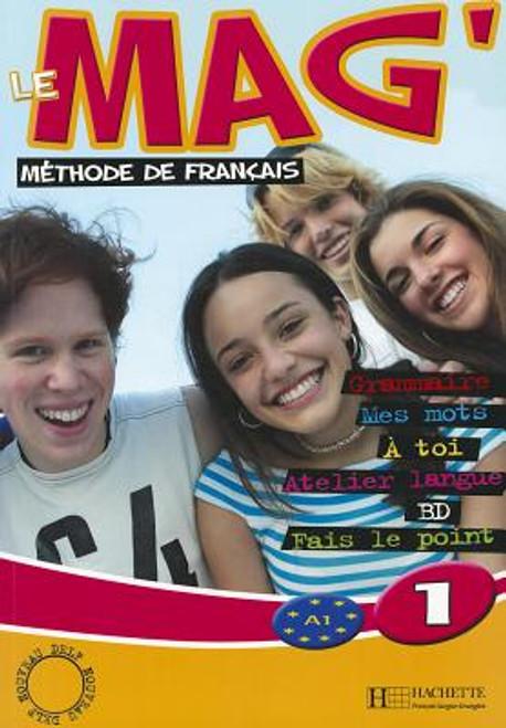 Le mag' 1 Methode de Francais A1