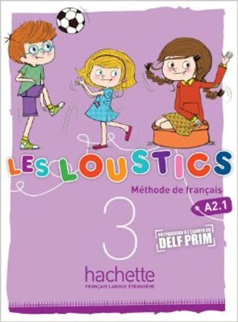 Les loustics 3 -   Methode de Francais A2.1
