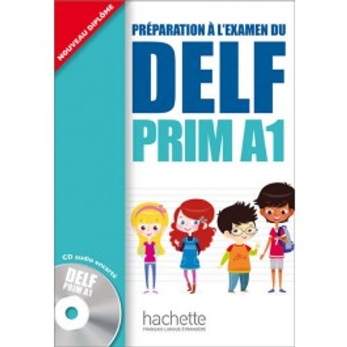 DELF PRIM A1 + Cd audio
