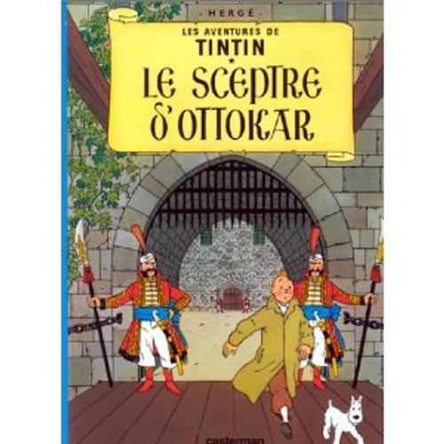 Tintin: Le sceptre d'Ottokar