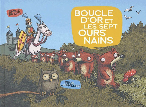 Boucle d'or et les sept ours nains?