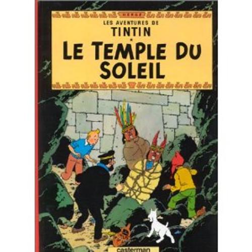 Tintin: Le temple du soleil