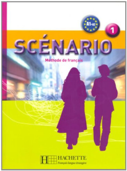 Scenario niveau 1 -  French textbook (A1>A2) + CD audio