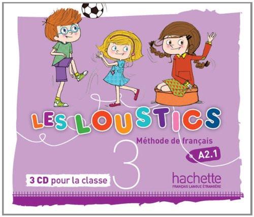 Les loustics 3 -  3 CD pour la classe