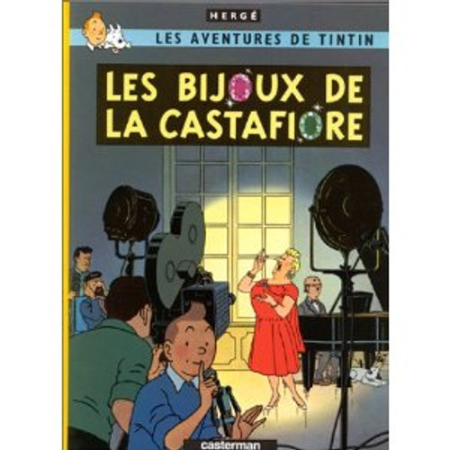 Tintin: Les bijoux de la Castafiore