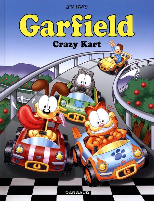 Garfield Tome 57: Crazy Kart