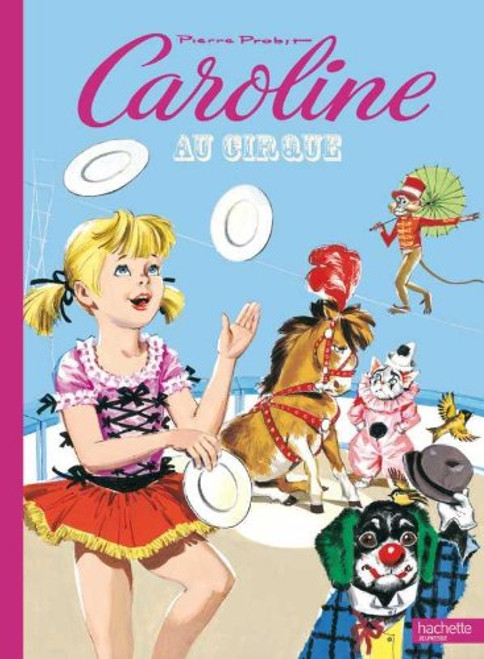 Caroline au cirque (Tome 12)