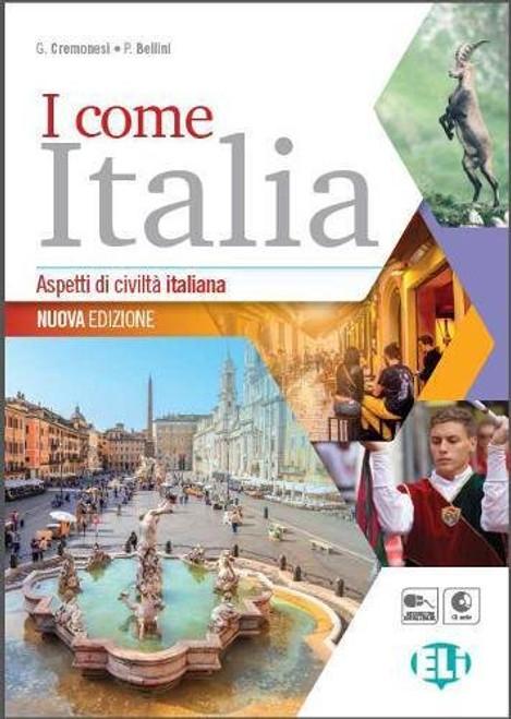 I come Italia (with CD audio) - Nuova Edizione