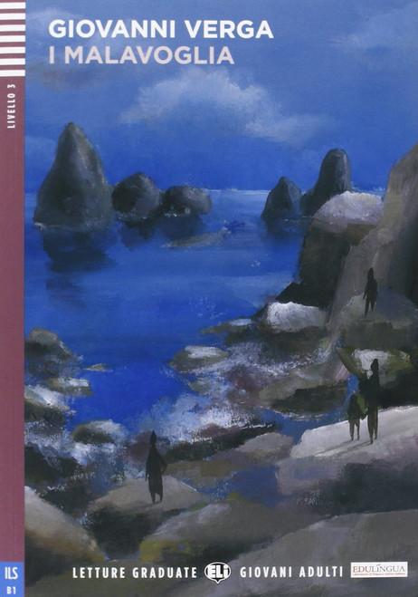 I malavoglia (with CD audio) - Giovanni Verga - Easy reader B1
