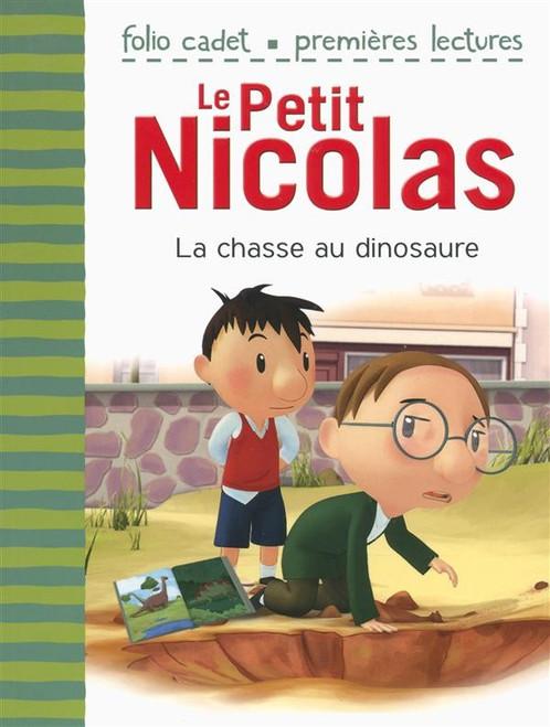 Le petit nicolas: La chasse au dinosaure